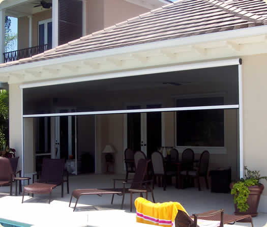 Vero Beach Retractable Screens Vero Beach Electric Screen Doors