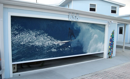 Garage Door Screens - Twin City Garage Door Company